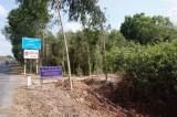 Thủ Thừa quyết liệt phòng, chống cháy rừng cuối mùa khô