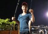 Câu cá đêm, thú vui giữa lòng thành phố