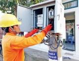 Thông tin về tình hình tiêu thụ điện và tiền điện sinh hoạt tháng 4/2019