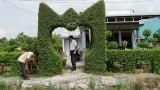 Nông dân xã Long Thượng chung tay xây dựng xã nông thôn mới nâng cao