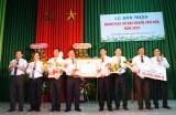 Lợi Bình Nhơn đón nhận danh hiệu xã văn hóa