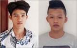 Tiền Giang bắt giữ 2 đối tượng cướp giật tài sản người đi đường