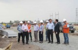 Dự án điện năng lượng mặt trời Solar Park 1, Solar Park 2 đang gấp rút để kịp tiến độ phát điện
