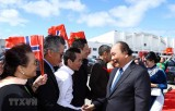 Thủ tướng Nguyễn Xuân Phúc kết thúc tốt đẹp thăm chính thức Na Uy