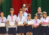 Trường Tiểu học Cần Đốt tổng kết năm học 2018 - 2019