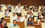 Ngày làm việc thứ chín, kỳ họp thứ bảy, Quốc hội Khóa XIV: Tạo tiền đề phát triển kinh tế - xã hội những năm tiếp theo