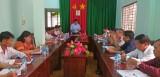 Kiến Tường thành lập 2 chốt kiểm dịch phòng, chống dịch tả heo Châu Phi