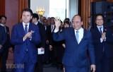 Thủ tướng: DN Italy 'hãy chọn Việt Nam' khi 'nhìn về hướng Đông