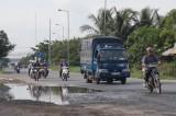 Nguy cơ mất an toàn giao thông trên tuyến tránh Quốc lộ 1