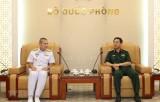 Quân đội Việt Nam-Thái Lan tăng cường hợp tác tuần tra chung trên biển