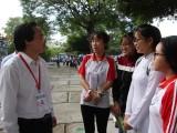 Bộ trưởng Phùng Xuân Nhạ: Lưu ý đặc biệt việc thí sinh mang điện thoại vào phòng thi