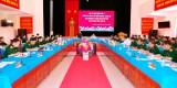 Chính ủy Quân khu 7 kiểm tra kết quả thực hiện nhiệm vụ quân sự - quốc phòng