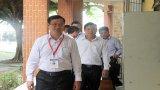 Thứ trưởng Bộ Giáo dục và Đào tạo - Nguyễn Văn Phúc kiểm tra công tác chấm thi tại Long An