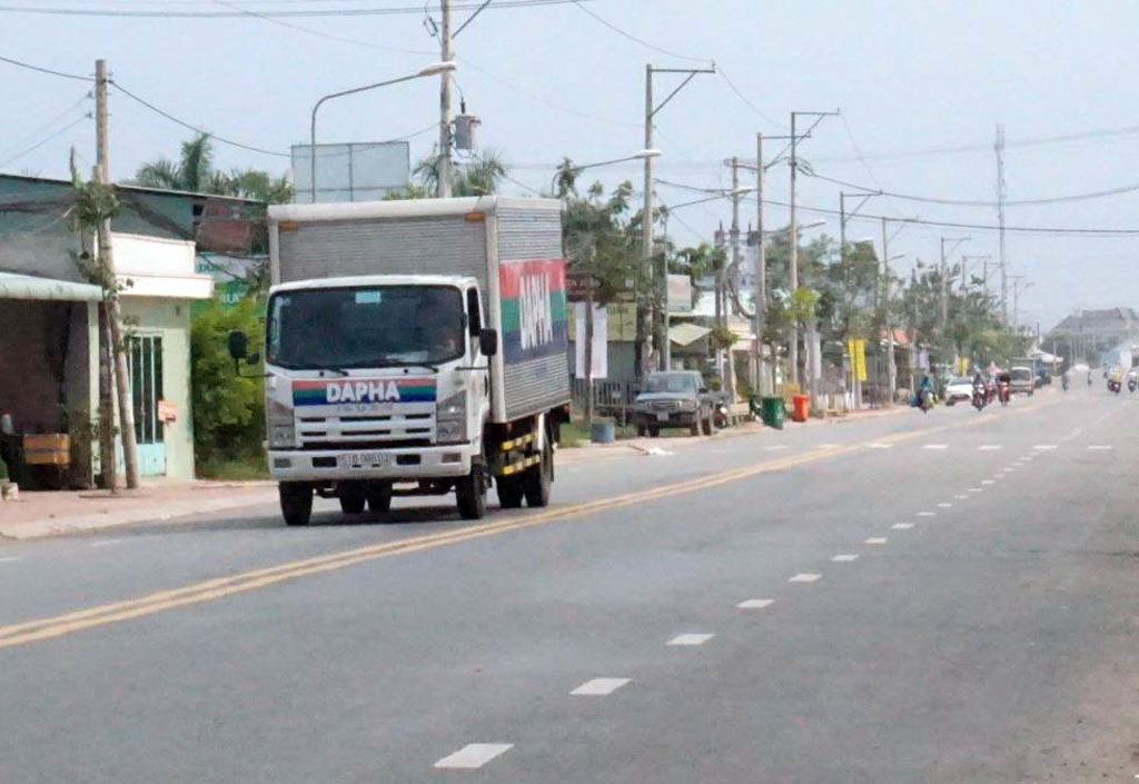 Provincial Road 830 is expected to be completed in 2019