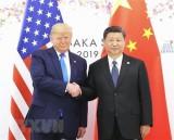 Mỹ: Các cuộc đàm phán thương mại với Trung Quốc đã được tái khởi động