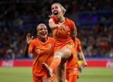 Khuất phục Thụy Điển, tuyển nữ Hà Lan lần đầu vào chung kết World Cup