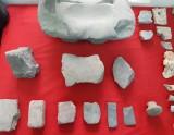Di tích Gò Ba Cảnh nằm trong khung niên đại Óc Eo và hậu Óc Eo