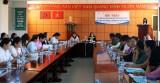 Hội thảo Vai trò của Hội Liên hiệp Phụ nữ các cấp với công tác phòng, chống bạo lực gia đình