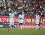 Vòng 14 V-League: HAGL thua ngược ở Pleiku, Sanna Khánh Hòa lún sâu