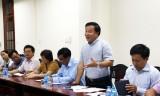 UBND tỉnh Long An làm việc với Công ty Nam Kim về kiện toàn hệ thống hợp tác xã