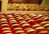Giá vàng khép lại tuần giao dịch nhiều biến động với mức tăng 1%