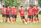Giải bóng đá hạng Nhất quốc gia: Long An hy vọng có điểm trong chuyến làm khách tại thủ đô