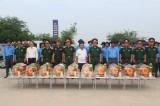 Lễ bàn giao, truy điệu, an táng hài cốt liệt sĩ quân tình nguyện Việt Nam tại Campuchia tổ chức vào ngày 22/7