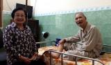 Trung ương Hội Người cao tuổi Việt Nam: Thăm, tặng quà cho người cao tuổi tại TP.Tân An