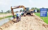 Củng cố, mở rộng hợp tác xã để được đầu tư cơ sở hạ tầng, trang thiết bị trong vùng dự án