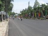 Nâng cấp đường Hùng Vương, phục vụ nhu cầu đi lại của nhân dân
