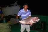 Câu cá đêm ở quần đảo Trường Sa