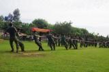 Sân chơi bổ ích của chiến sĩ