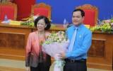 Ông Nguyễn Đình Khang được bầu làm Chủ tịch Tổng LĐLĐ Việt Nam