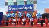 Sacombank khai trương Phòng Giao dịch Thạnh Hoá