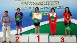 Long An đoạt 5 HCV Giải Bơi cứu đuối nước học sinh, thanh thiếu niên và nhi đồng toàn quốc