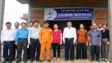 Công đoàn Điện lực Việt Nam trao Mái ấm Công đoàn tại Cần Đước