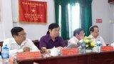 Đoàn kiểm tra của Ban Bí thư Trung ương Đảng làm việc với Ban Thường vụ Đảng ủy khối Cơ quan và Doanh nghiệp tỉnh Long An
