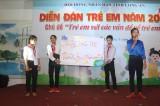 150 trẻ em tham gia Diễn đàn trẻ em cấp tỉnh