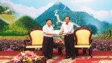 Thường trực HĐND tỉnh Long An thăm và trao đổi kinh nghiệm tại các tỉnh phía Bắc
