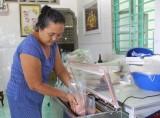Hợp tác xã Sản xuất nông nghiệp Vĩnh Thuận mang nông sản sạch, an toàn đến với người tiêu dùng