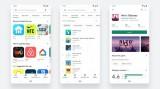 Google Play Store được thiết kế hoàn toàn mới