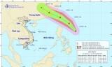 Bão Bailu đang hoạt động gần Biển Đông, sức gió mạnh cấp 8-9