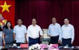 Thủ tướng Nguyễn Xuân Phúc làm việc tại Bắc Kạn và Thái Nguyên