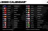 Chốt lịch đua F1 lần đầu tiên tại Việt Nam 2020