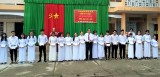 Trường THPT Tân Thạnh khai giảng năm học mới