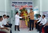 Phòng khám, điều trị HIV/AIDS tư nhân đầu tiên của Long An đi vào hoạt động