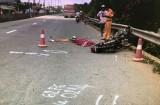 Tai nạn giao thông liên hoàn làm 2 người thương vong ở Tiền Giang