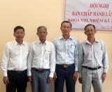 Ông Phạm Hồng Kim được bầu giữ chức vụ Chủ tịch Hội Chữ thập đỏ huyện Cần Giuộc