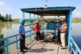 Nhiều bến khách ngang sông, bến bãi xếp dỡ hàng hóa không đủ điều kiện hoạt động