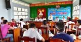 Tân Hưng: Sở LĐ-TB&XH đối thoại chính sách giảm nghèo năm 2019 tại Vĩnh Bửu